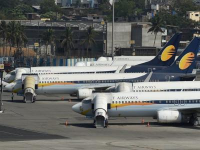 India's embattled Jet Airways gets two unsolicited bids