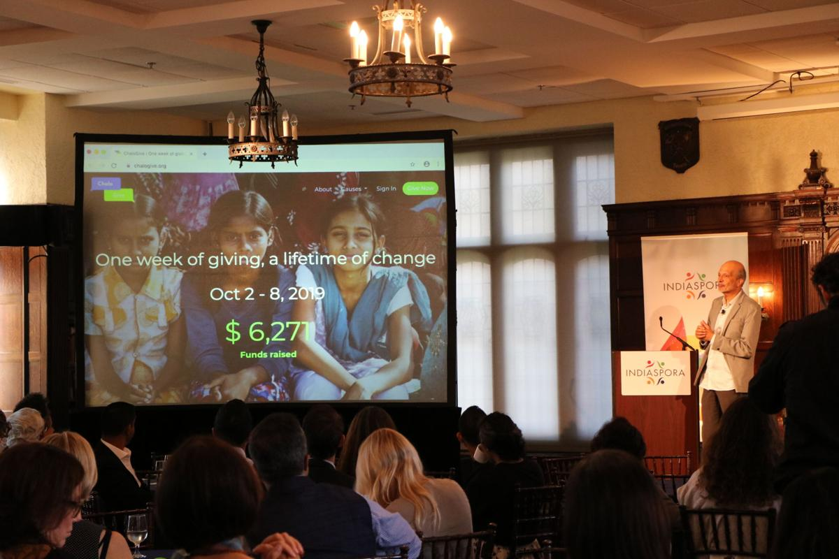 'ChaloGive' campaign launched at Indiaspora's 2nd philanthropy summit