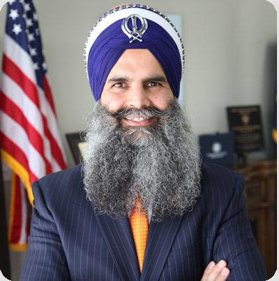 A turbaned Sikh to run for city council in Fishers, Indiana