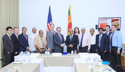Deputy Assistant Secretary of State David Ranz begins engagement with South Asia