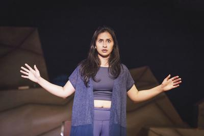 Anu Bhatt's one-woman show is a poignant story of healing