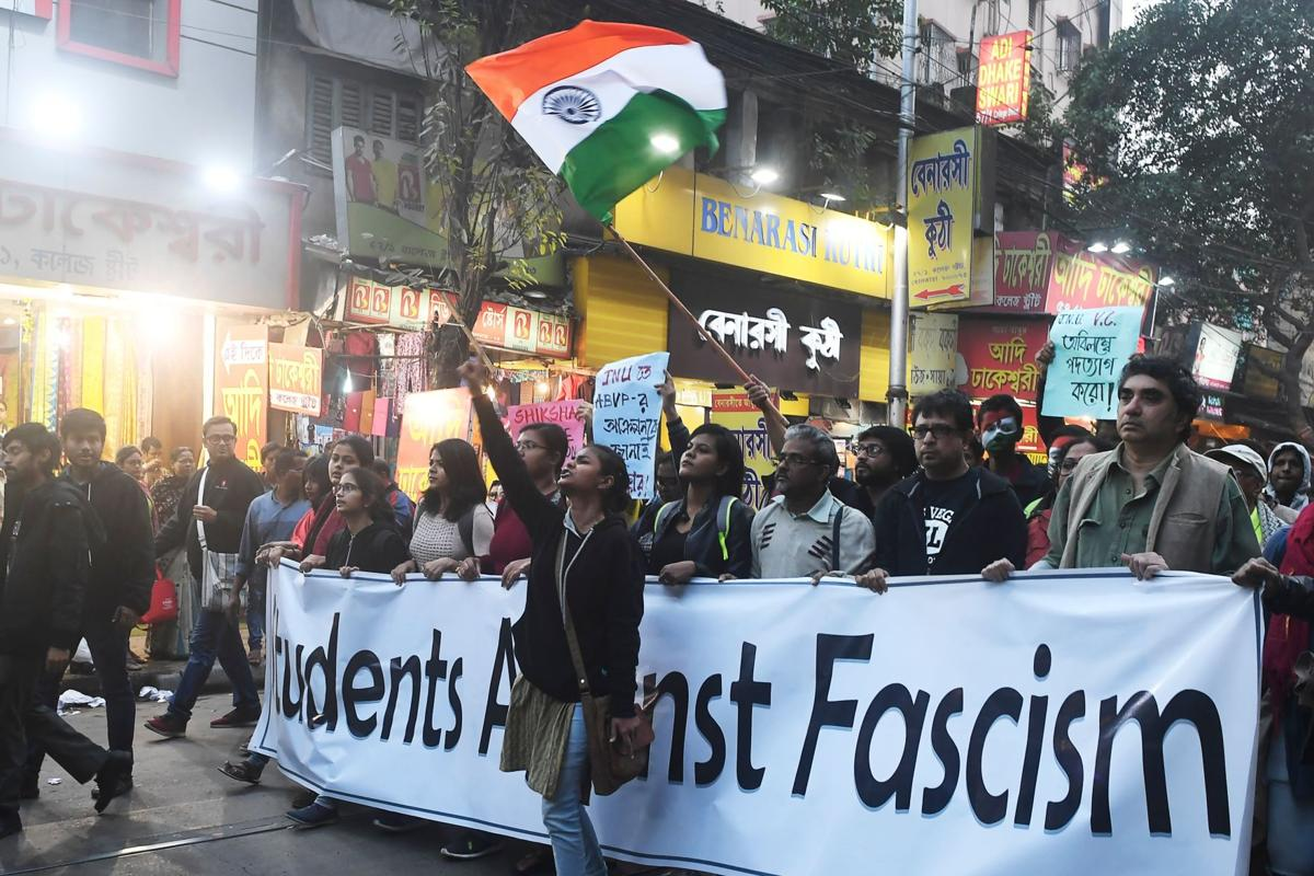 Is JNU Burning?: The university alumni in America respond to the turmoil