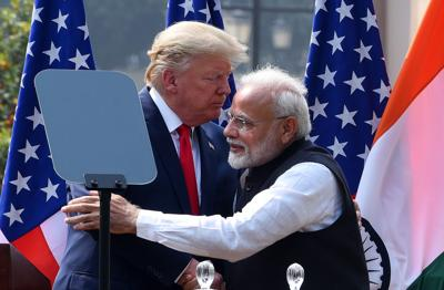 Will Modi-hugging Trump gain Indian-American political support?