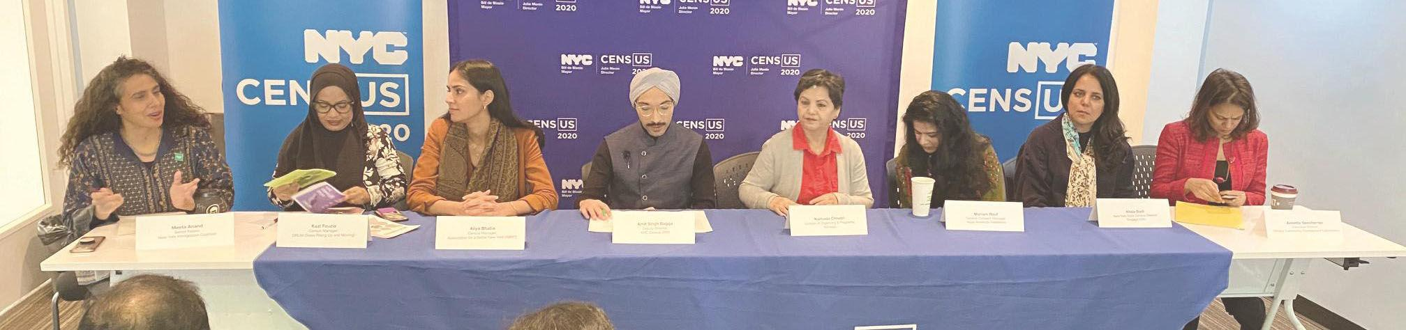 New Yorkers Urged to Fill Out Census 2020