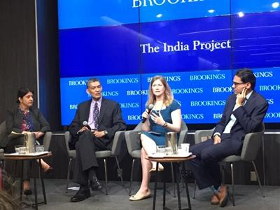 Leading policy wonks offer their post-mortem on Indian elections at D.C. forum