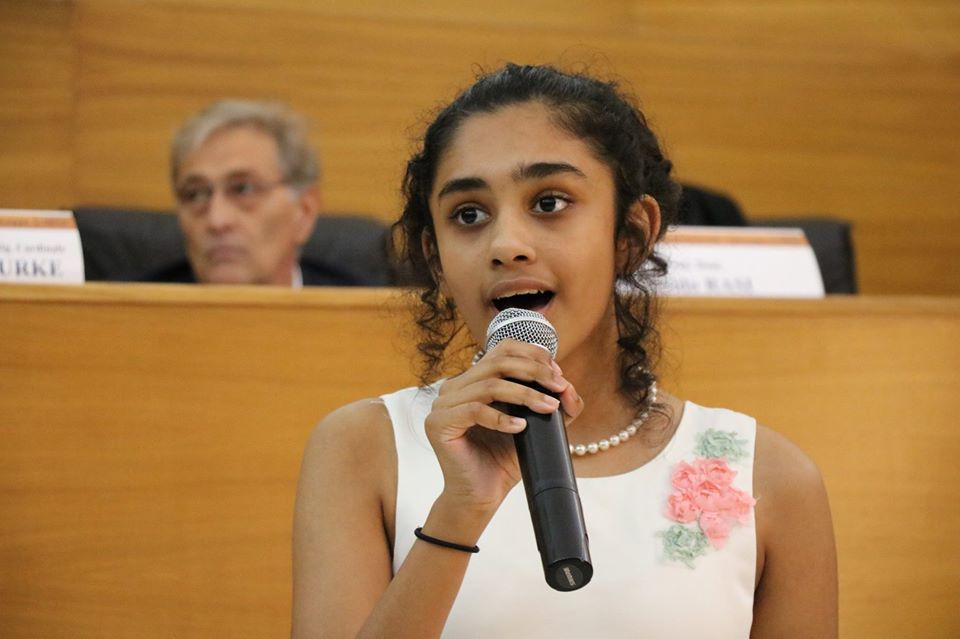 Calif. Indian American teen recognized at Global Child Prodigies 2020 is a musical genius