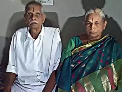 Mangayamma Yaramati: Motherhood at 74