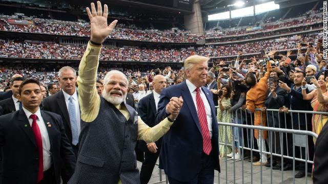 Leading strategic experts and policy analysts weigh-in on Trump's visit to India