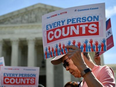 Immigrant groups hail Supreme Court's ruling blocking citizenship question in census