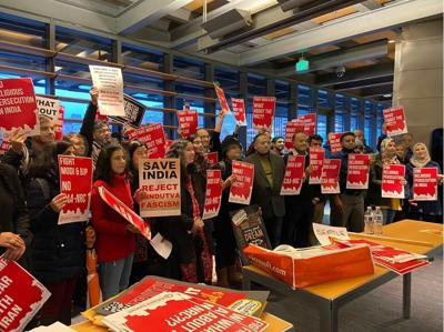 Seattle City Council passes resolution introduced by Kshama Sawant against CAA, NRC