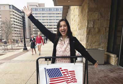 Univ. of Wisconsin freshman Avra Reddy elected to Madison City Council