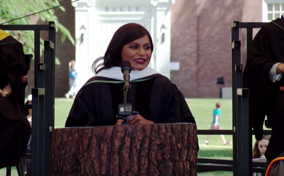 Mindy Kaling Tells Dartmouth Graduates To Have Insane Confidence In Themselves Cuisine Indiaabroad Com