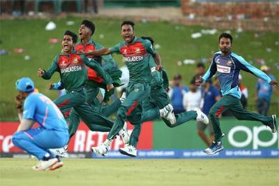 Five players charged by ICC after Under-19 World Cup final