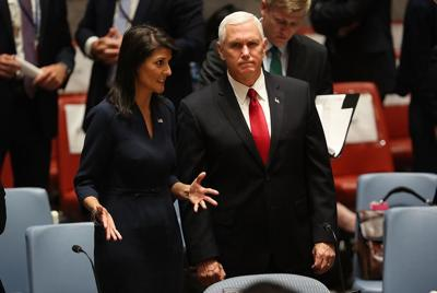 Nikki Haley v Mike Pence: The making of a Battle Royale that wasn't