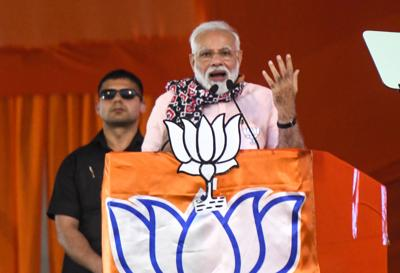 India headed for a new era of single-party dominance if BJP wins: CRS