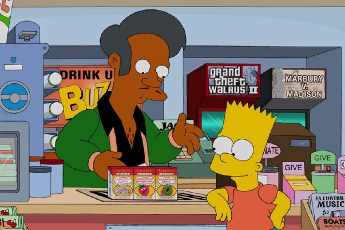 Hank Azaria says he will no longer voice Apu on 'The Simpsons'
