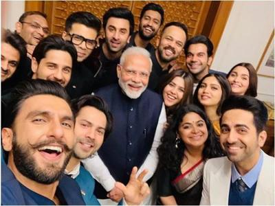 Bollywood Celebs take to social media to hail Modi's victory