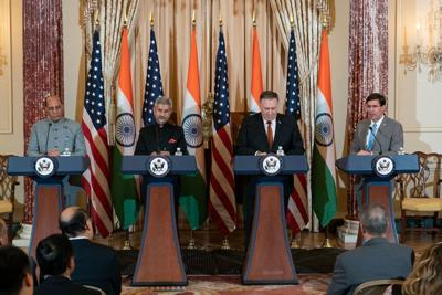 Trump Administration waffles on India's new citizenship laws