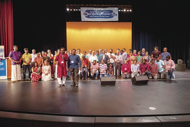 Gala Time: Indian-Americans hold conventions to connect with their cultural roots
