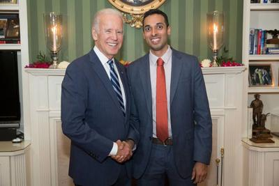 Suhas Subramanyam aims to become first Indian-American in Virginia House of Delegates