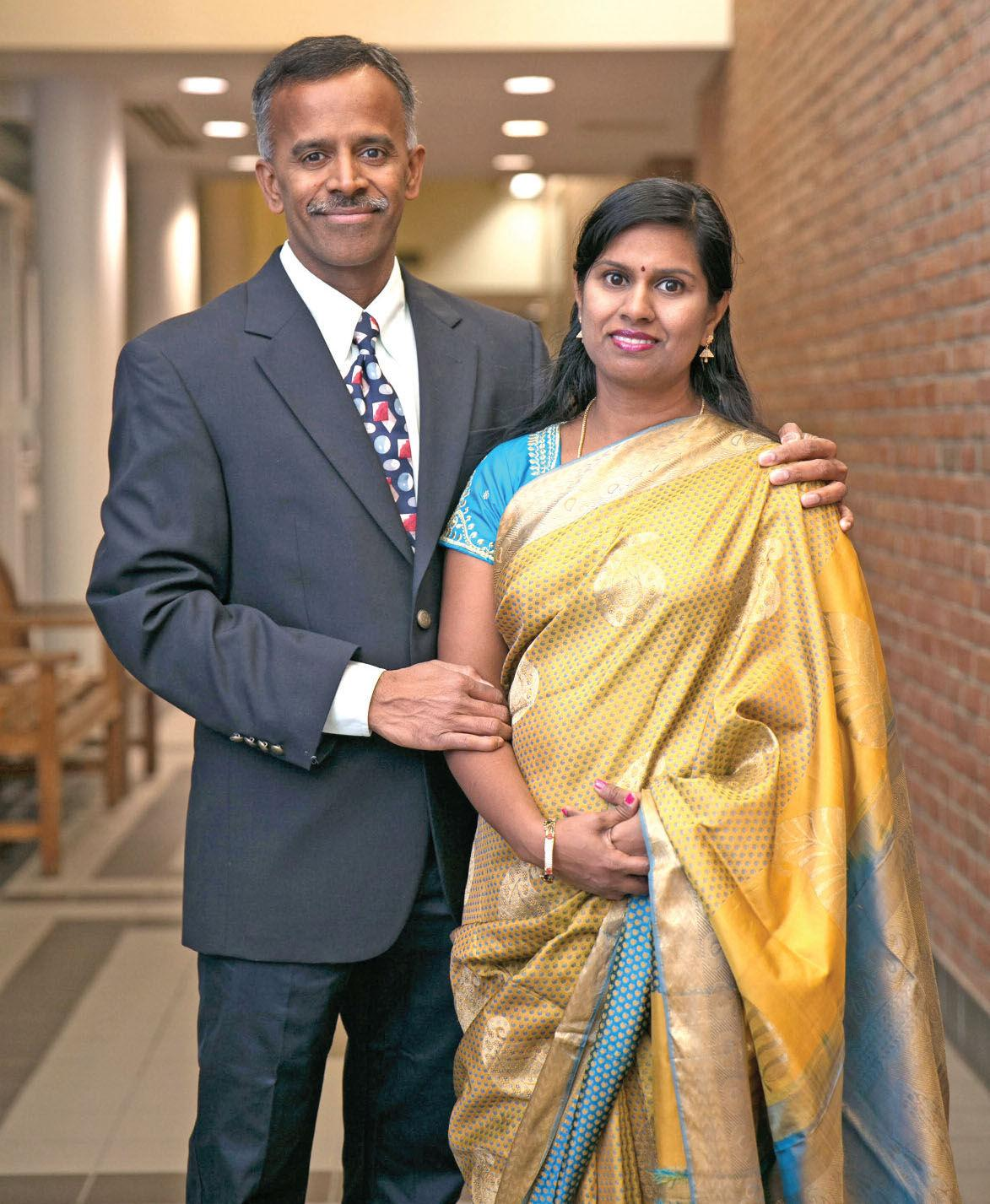 Endowed Tamil Studies Chair at Stony Brook University