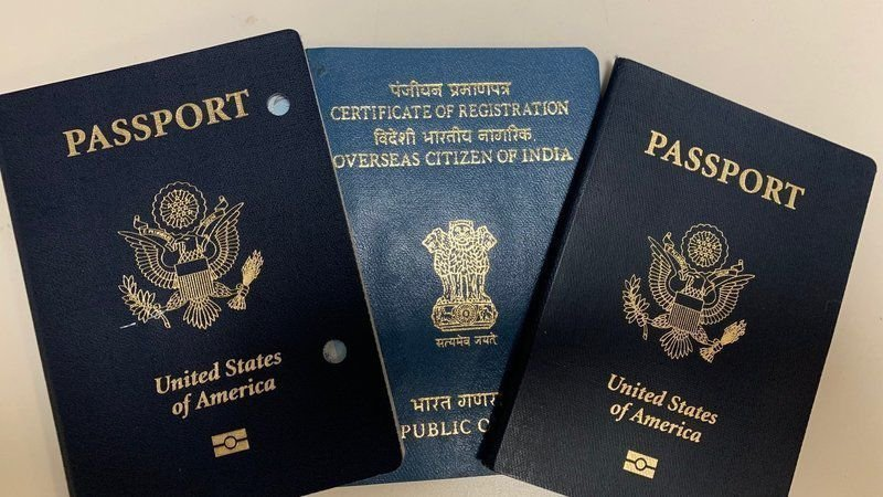 Indian government grants temporary relaxation to OCI card holders