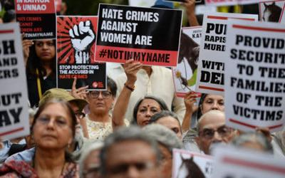 Six escape death sentence for rape, murder of eight-year-old Indian girl