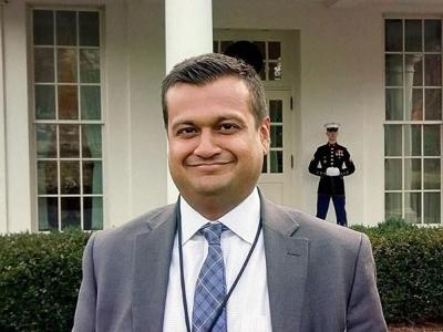 Trump appoints Indian-American to key press role in White House shake-up
