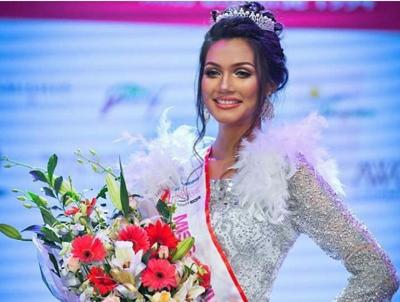 Shirin Akter Shela: The 1st Bangladeshi at Miss Universe pageant
