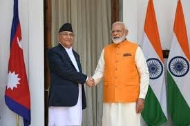 Nepal cries foul over new India map