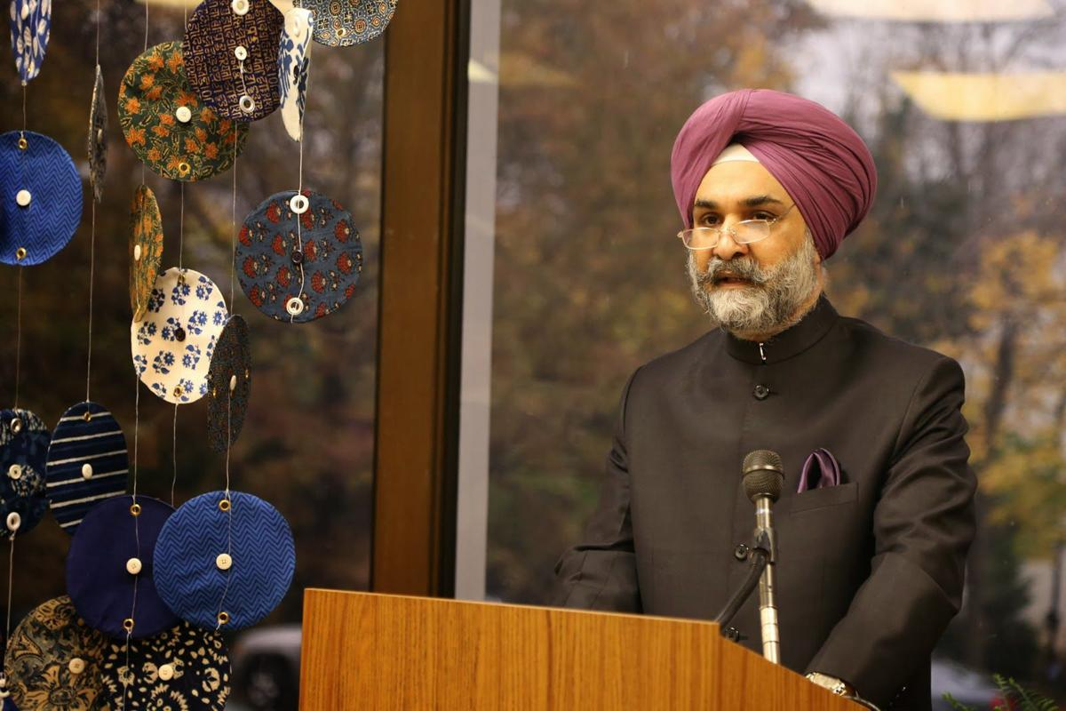 Taranjit Singh Sandhu returns as India's new Ambassador to the United States
