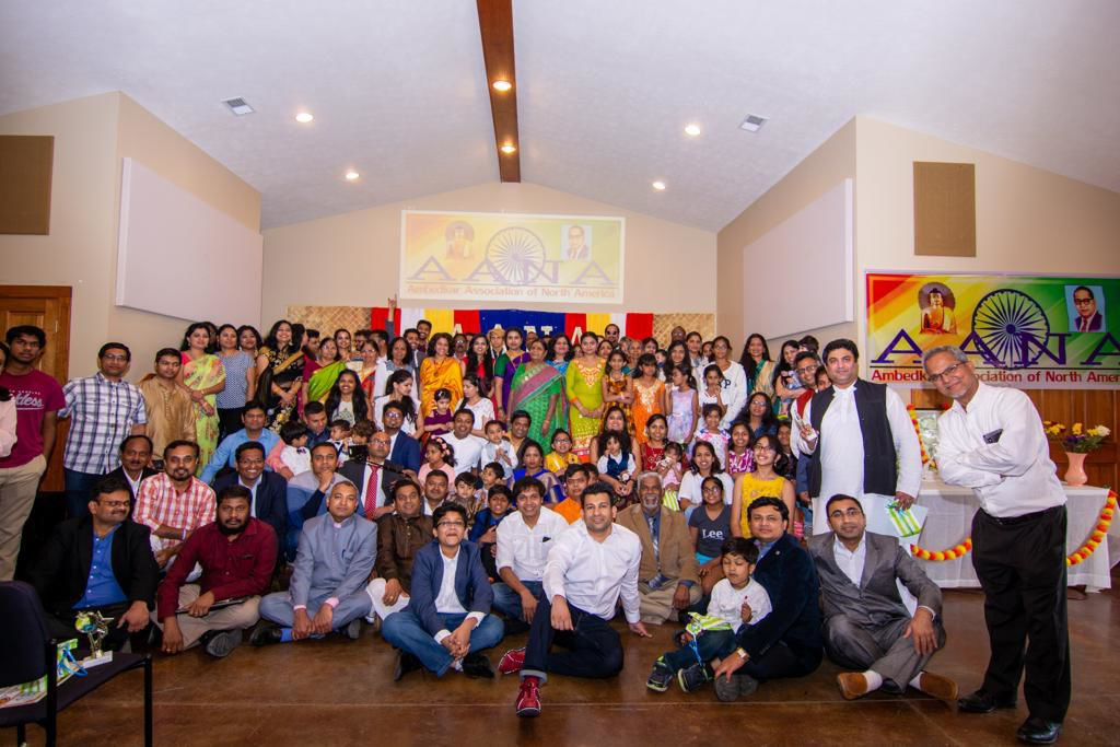 Dalit community members gather in Virginia for an annual get together