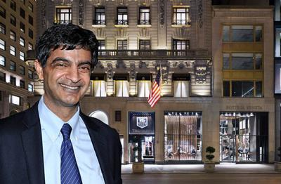 Indian American Sandeep Mathrani named CEO of WeWork