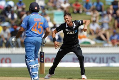 New Zealand defeat India by 8 wickets in 4th ODI