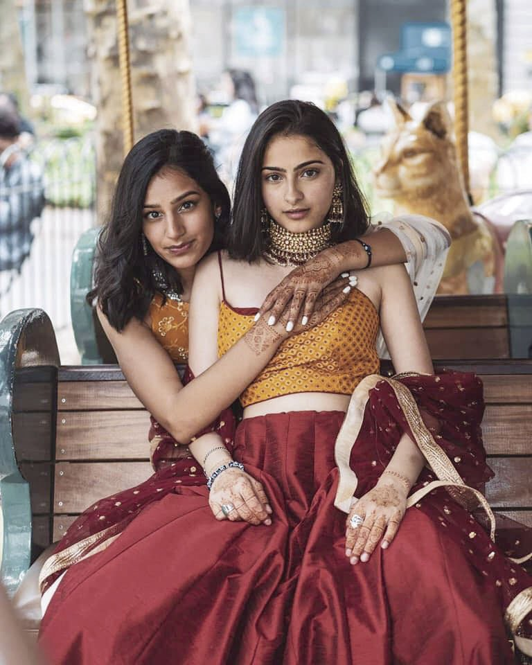 Anjali Chakra and Sundas Malik: When lesbian love goes viral
