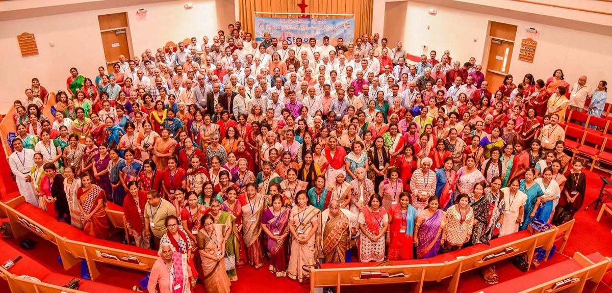 Ethnic Indian churches struggle to retain young Indian American Christians within the fold