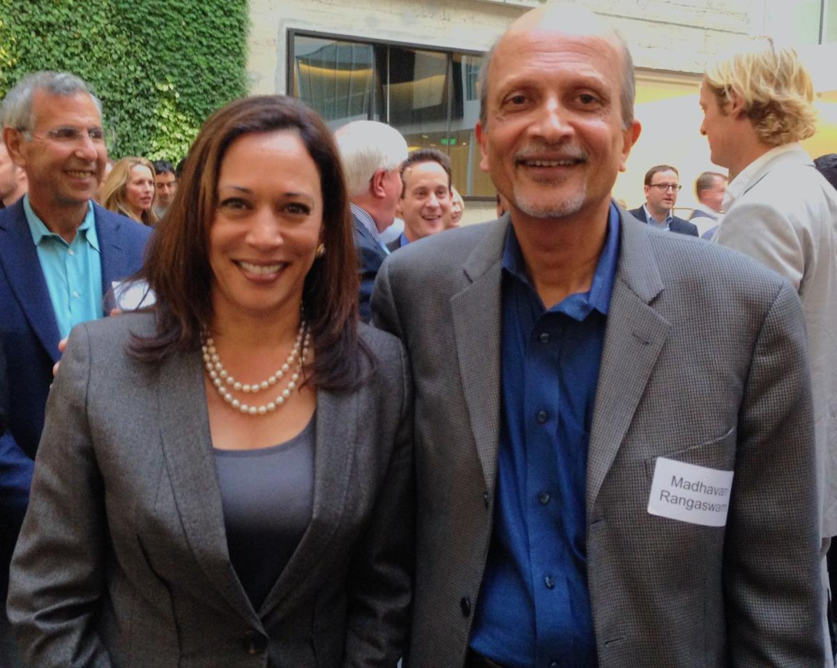Indian-American supporters elated over Kamala Harris' decision to run