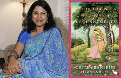 Sita is at the center of Chitra Divakaruni's retelling of Ramayana