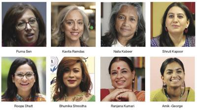 Several Indian origin women among Apolitical's Influential Women in Global Policy