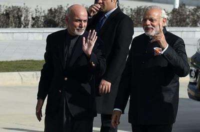 U.S. backs sustained Indian role in Afghanistan