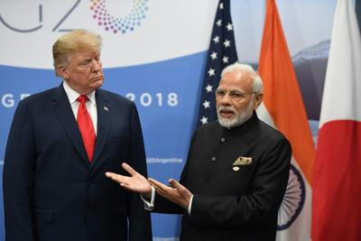 India set to raise tariffs on some U.S. goods: reports