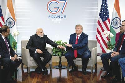Modi Trumps the Donald with firm stand on Kashmir