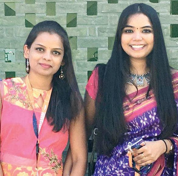 2 Indian Girls Receive Kalpana Chawla Scholarship Project For Innovation Entrepreneurism And Space Studies Indiaabroad Com
