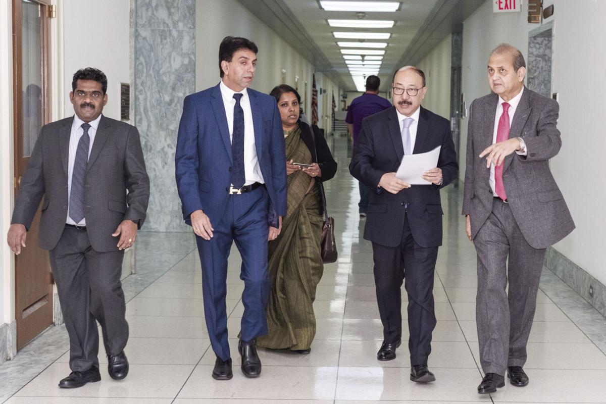 Ambassador takes stock: An exclusive interview with Harsh Vardhan Shringla