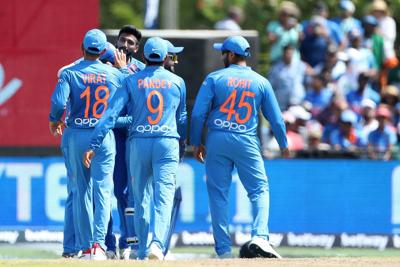 India choose to bowl in first T20 against West Indies