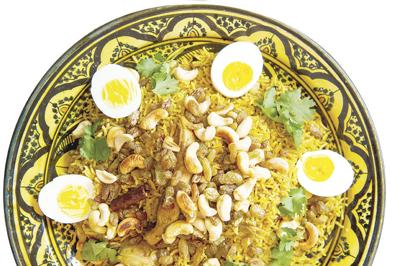 The battle over biryani: A look at foreign influences on Indian cuisine