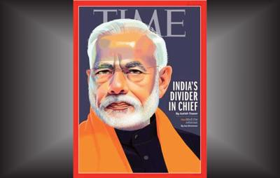 Modi a divider? Time magazine article sparks sharp reaction in the