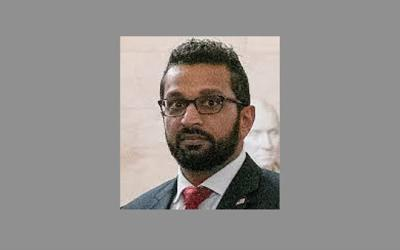 """""""Kash"""" Patel sues New York Times for claiming he was a White House back channel to Ukraine"""