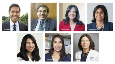7 Indian-Americans elected as members of the National Academy of Medicine