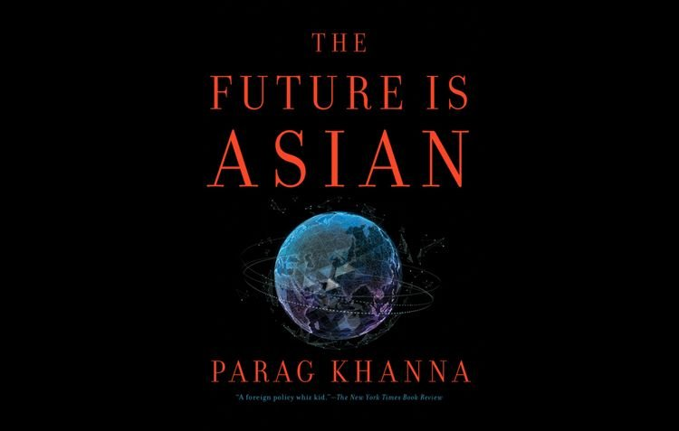 'The Future is Asian' author Parag Khanna says India is rising to its potential